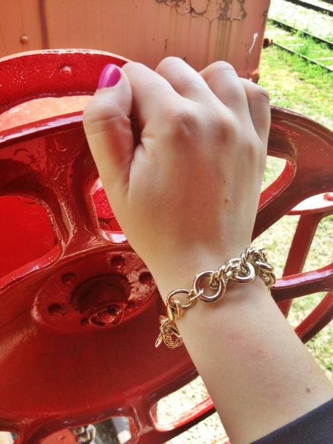 Bracelet Steering Wheel