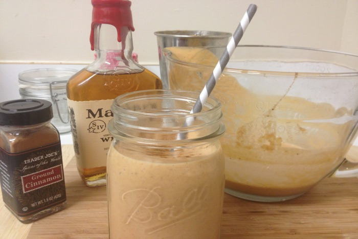 Bourbon Pumpkin Pie Shake 4