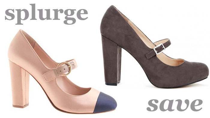 Splurge Save Etta Whitney