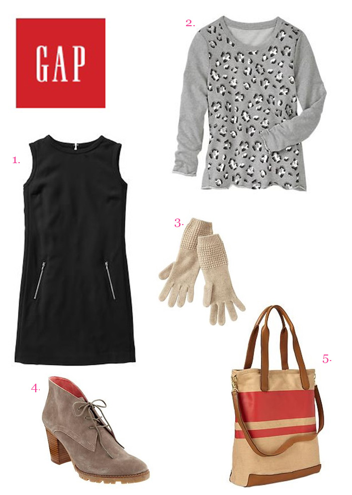 DC Girl in Pearls | Gap Holiday Favorites