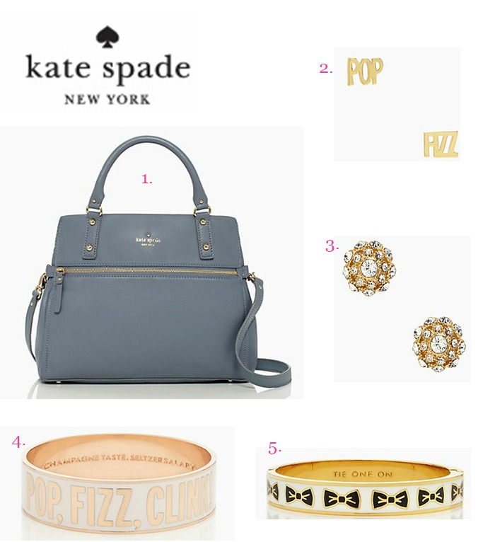 DC Girl in Pearls | Kate Spade Holiday Favorites