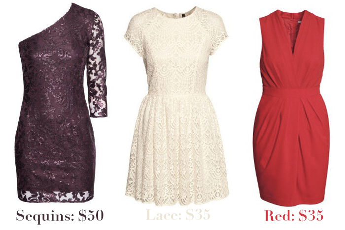 H&M Holiday Dresses
