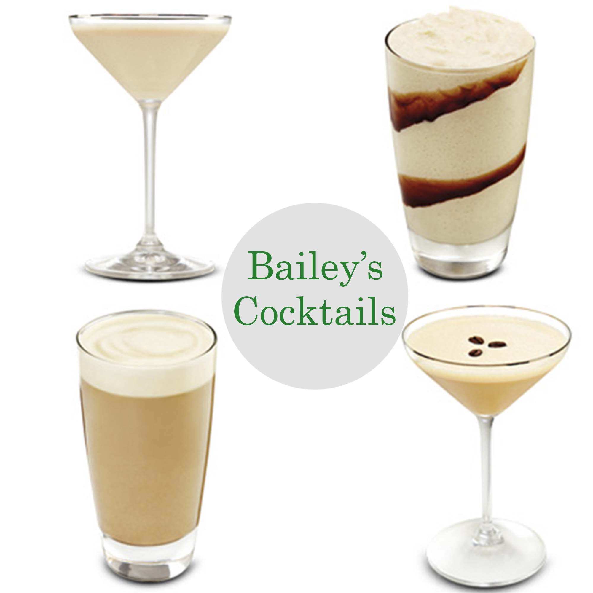 Thirsty Thursday: Bailey's Cocktails
