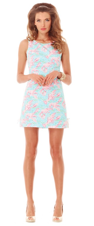 Dress for the Derby - Lilly Pulitzer Delia Shift