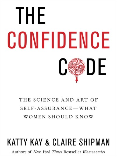 The Confidence Code - DC Girl in Pearls Summer Reading List