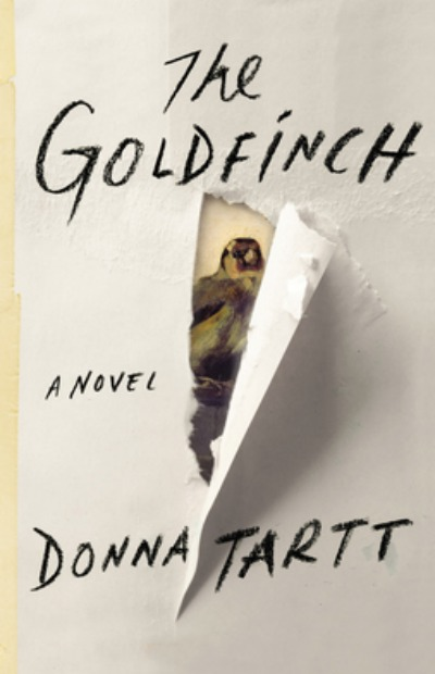 The Goldfinch - DC Girl in Pearls Summer Reading List