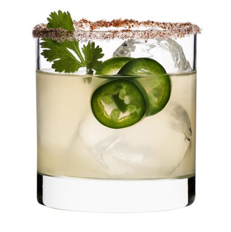Thirsty Thursday: Domino Magazine Spicy Margarita