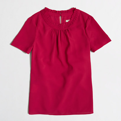 DC Girl in Pearls - J.Crew Factory New Arrival Favorites for Work