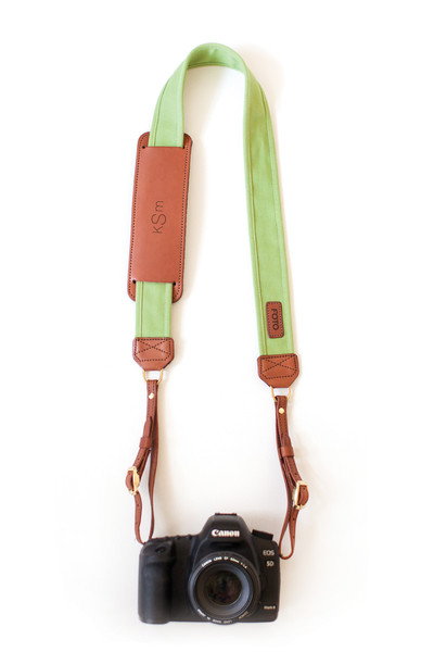 Fotostrap Camera Straps - DC Girl in Pearls