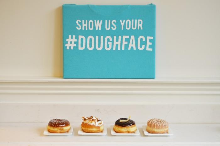 District Doughnut on Barracks Row - DC Girl in Pearls