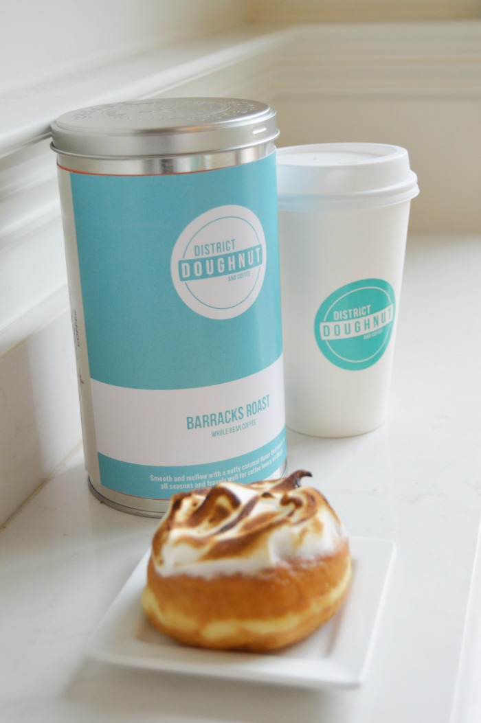 District Doughnut - DC Girl in Pearls