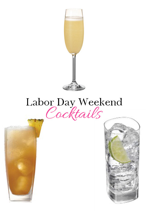 Labor Day Weekend Skinnygirl Cocktails - DC Girl in Pearls