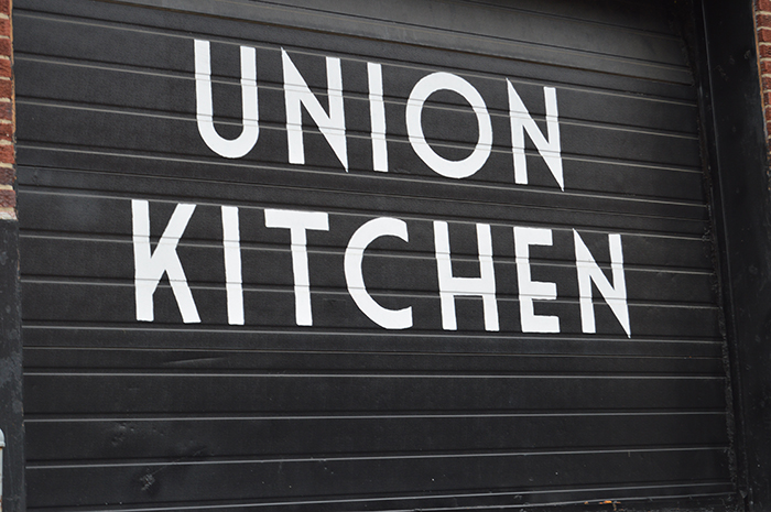 Union Kitchen - DC Girl in Pearls