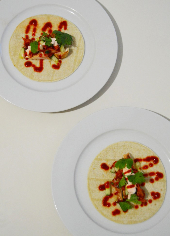Korean Tacos from Scratch DC - DC Girl in Pearls