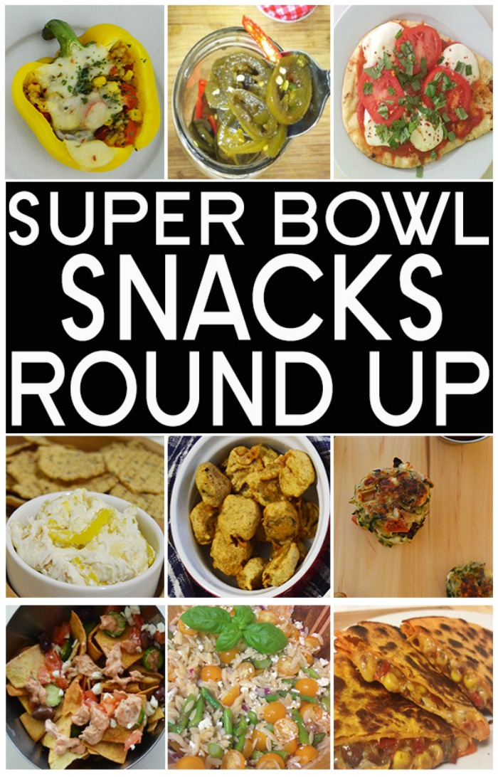 Super Bowl Snacks Round Up- DC Girl in Pearls