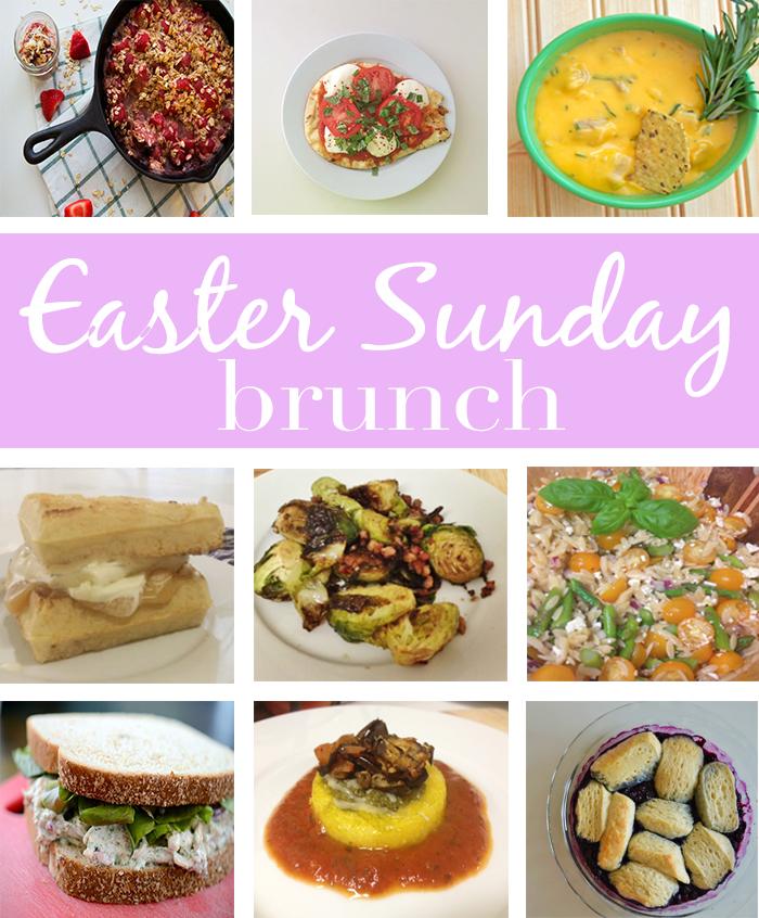 Easter Sunday Brunch Roundup | dcgirlinpearls.com