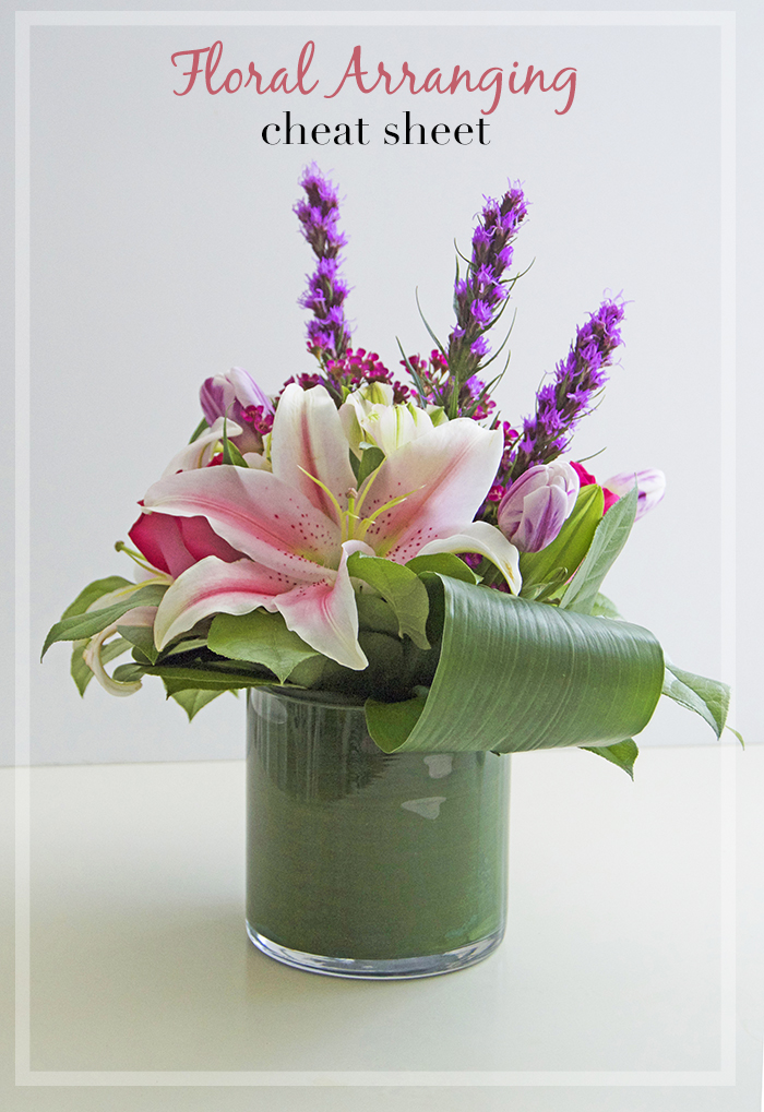 Floral Arrangement Tips for Beginners | dcgirlinpearls.com