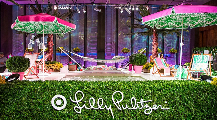 Lilly Pulitzer for Target Big Day