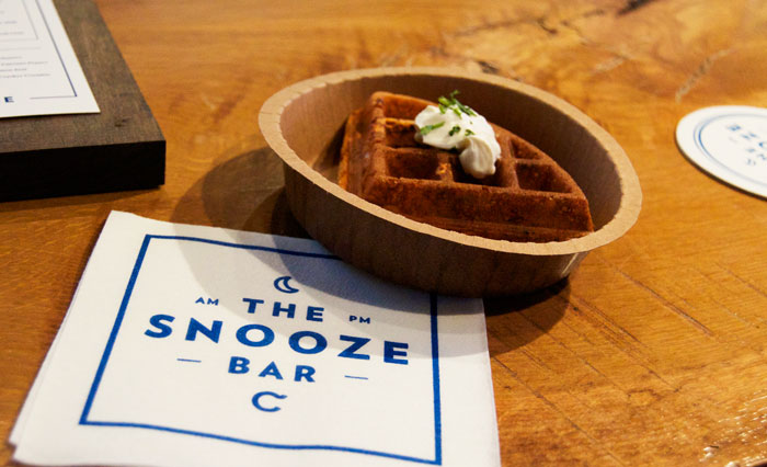 Casper Snooze Bar in Georgetown | dcgirlinpearls.com