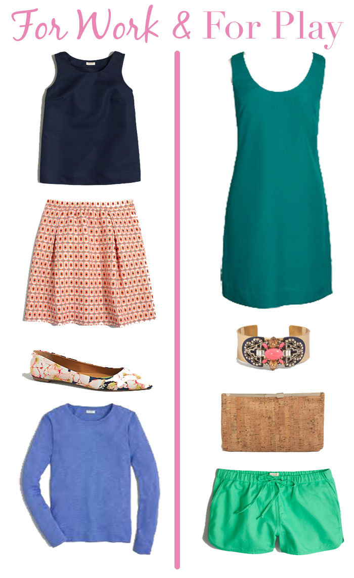 J. Crew Factory Sale favorite picks for my 9-5 and weekend | dcgirlinpearls.com