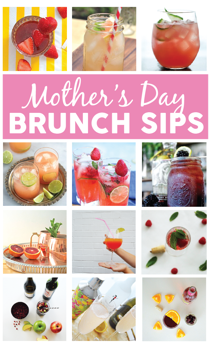 Mother's Day Brunch Sips | dcgirlinpearls.com