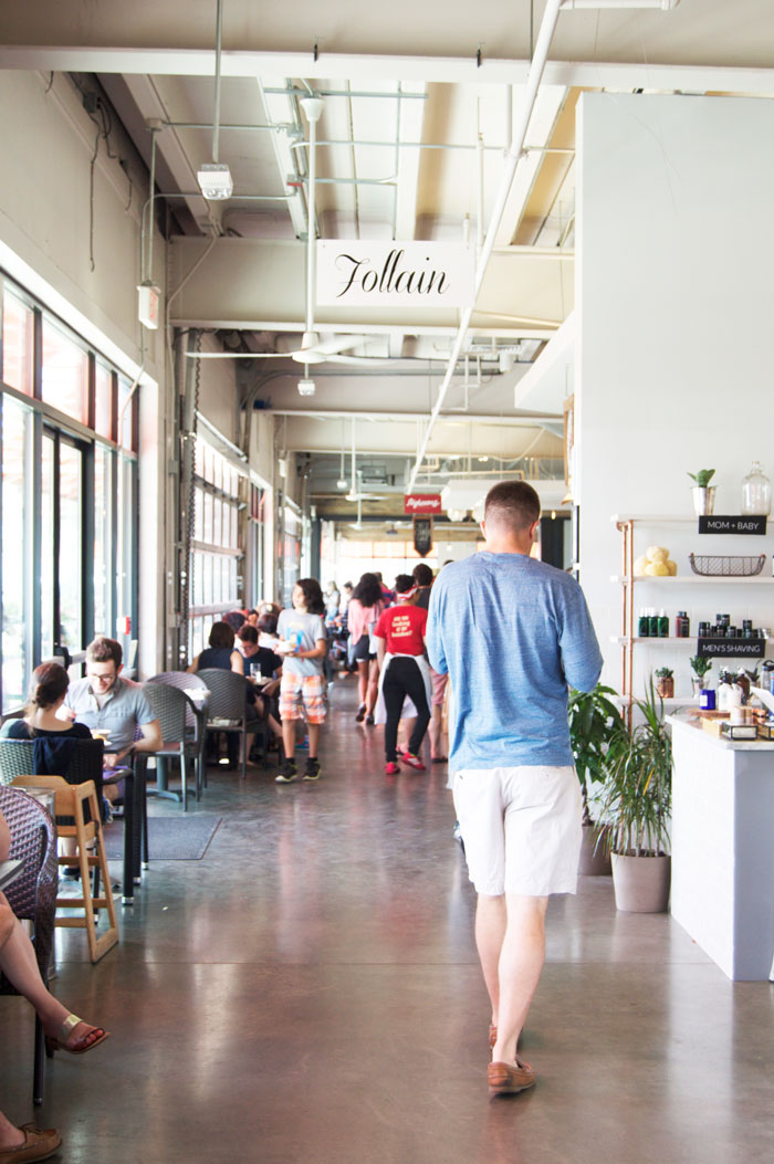 A Saturday at Union Market | dcgirlinpearls.com