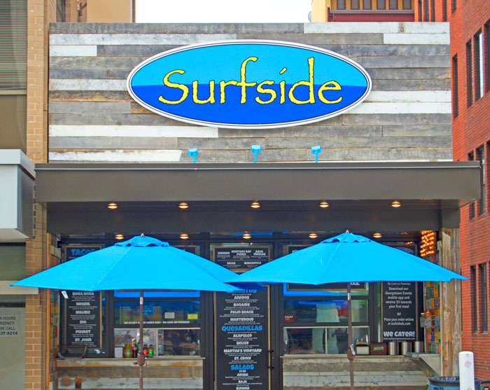 Surfside Taco Stand in Dupont Circle | dcgirlinpearls.com
