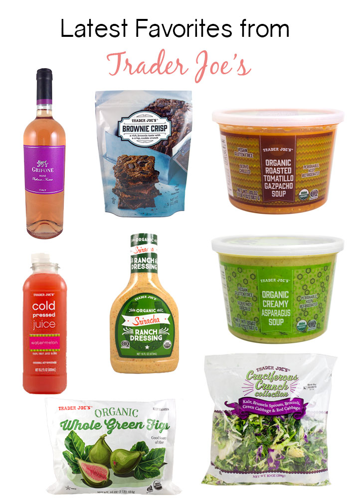 Latest Favorites from Trader Joe's   dcgirlinpearls.com