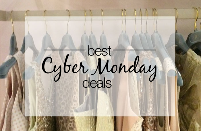 Best Cyber Monday to make your closet (and wallet!) happy | dcgirlinpearls.com