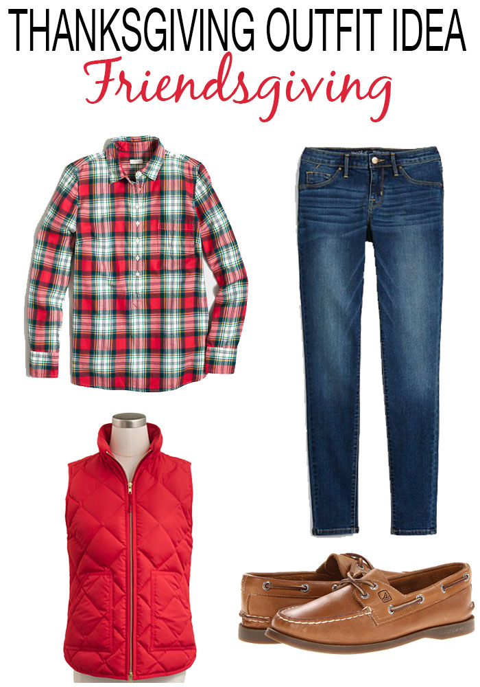 A casual and cozy outfit idea for Friendsgiving or a laid back Thanksgiving! | dcgirlinpearls.com