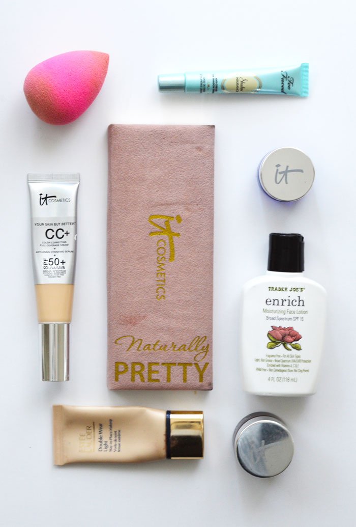 My beauty routine for the girl-on-the-go in the morning | dcgirlinpearls.com