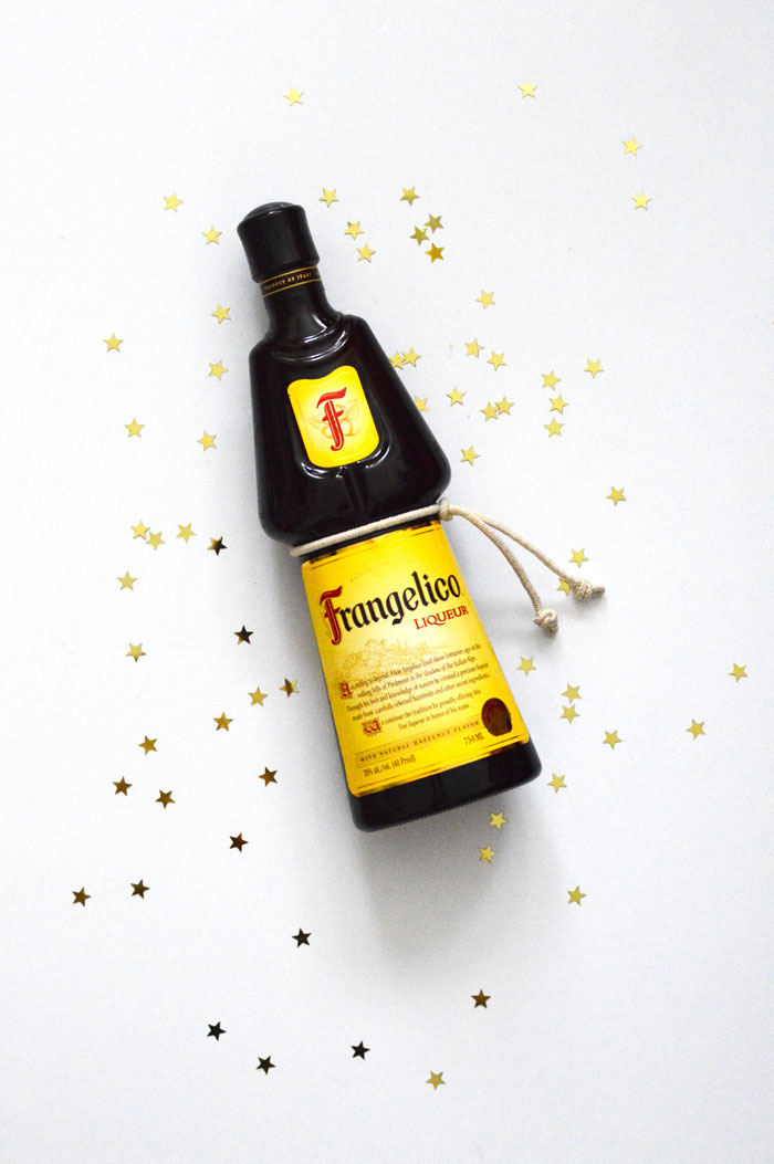 Frangelico Kahlua Cocktail with a Nutella Rim | dcgirlinpearls.com