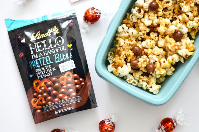 Peanut Butter Pretzel Kettle Corn | dcgirlinpearls.com