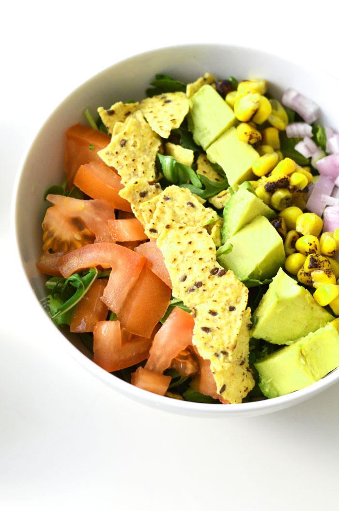 Sweetgreen's Guacamole Greens Copycat Salad via @ DC Girl in Pearls | dcgirlinpearls.com