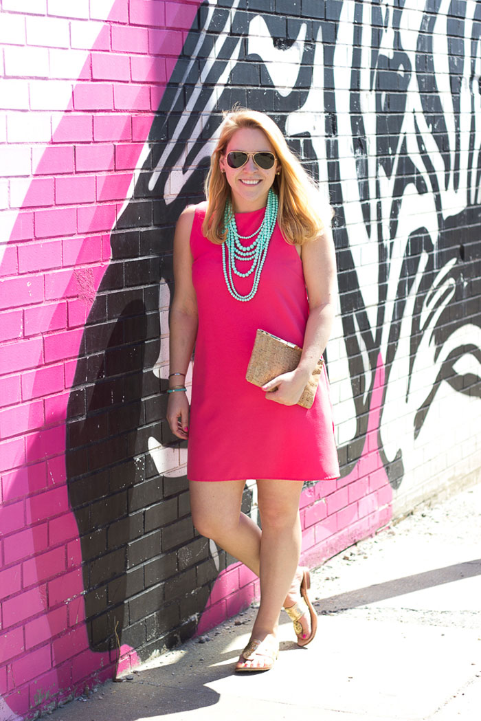 Easy Summer Outfit with DC Girl in Pearls | dcgirlinpearls.com