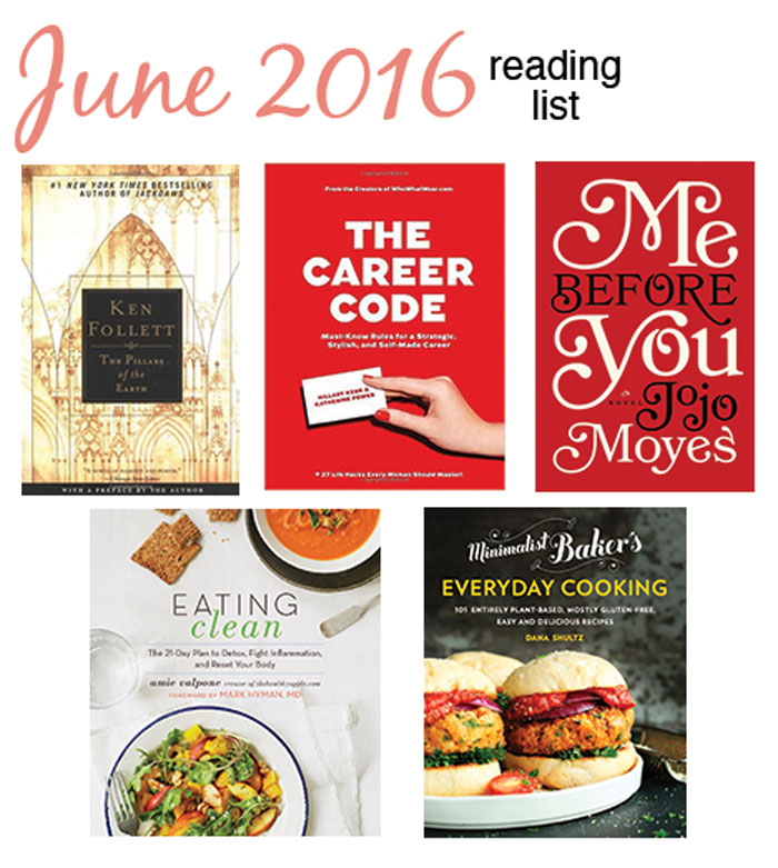 June-2016-Reading-List