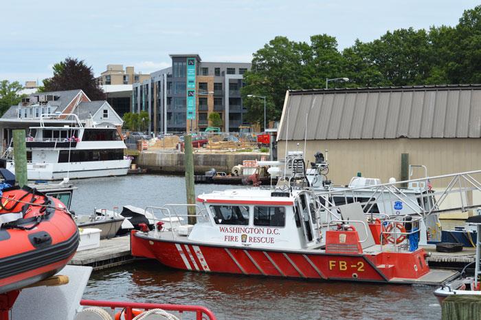 DC Fireboat