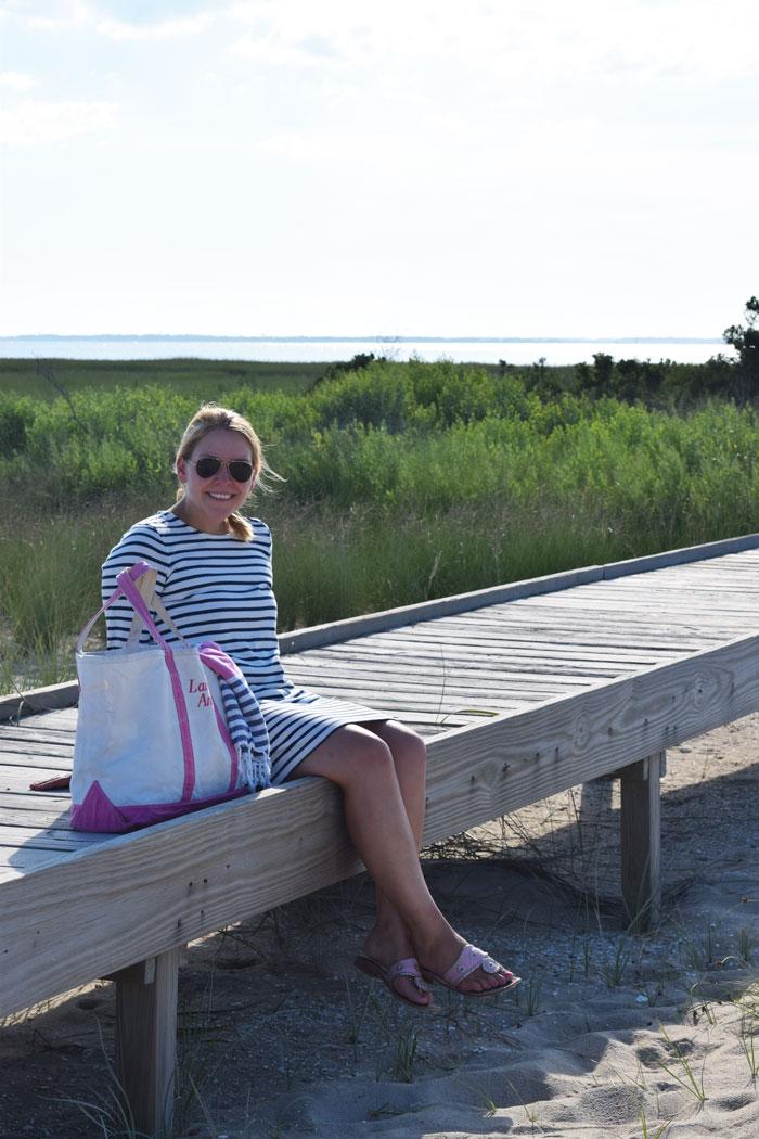 Madewell-Striped-Dress