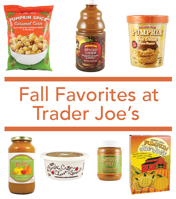Fall Favorites at Trader Joe's | dcgirlinpearls.com