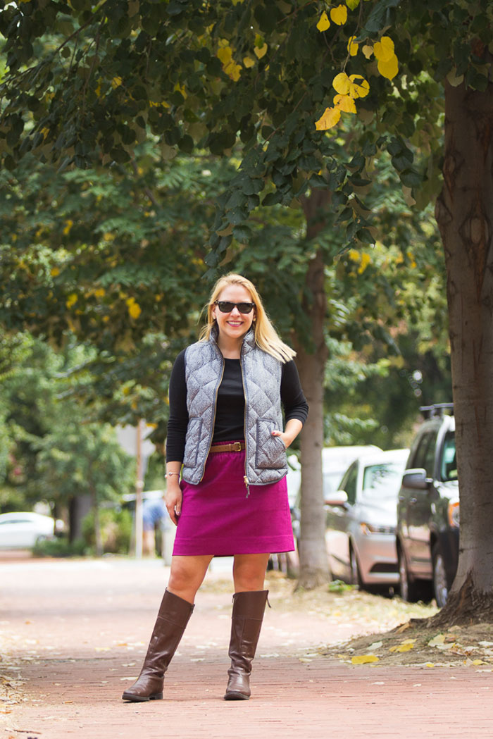 Fall Outfit Inspiration | dcgirlinpearls.com