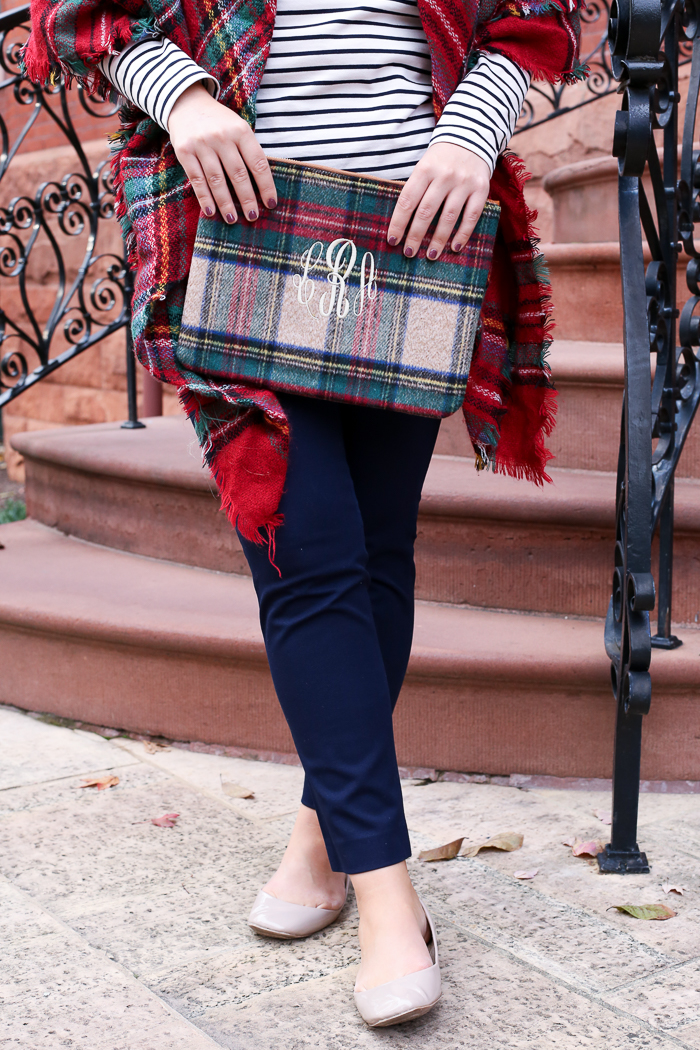 Plaid for Fall | dcgirlinpearls.com