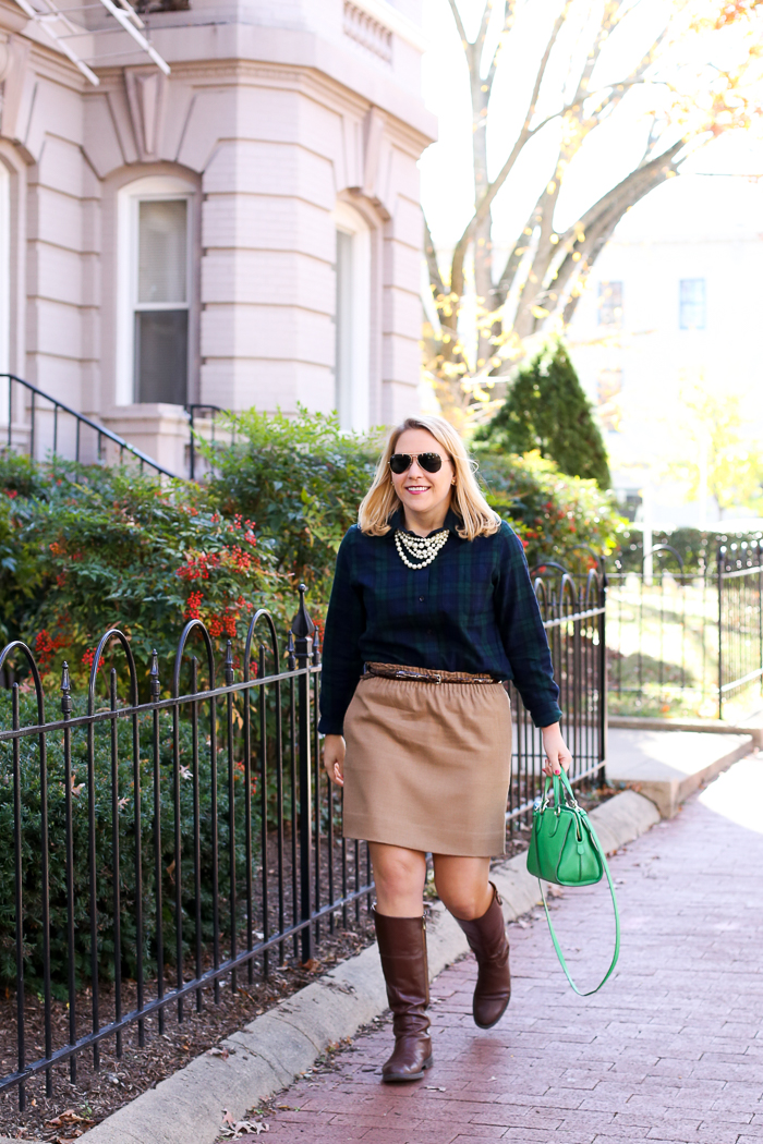 DC Girl in Pearls Thanksgiving Style | dcgirlinpearls.com