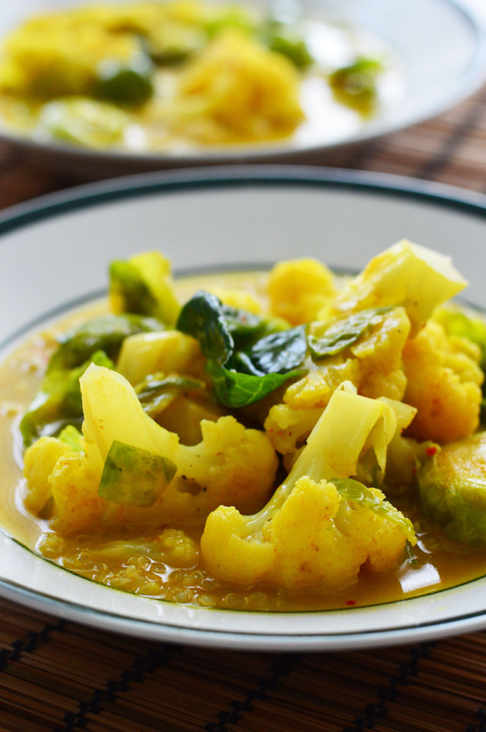 Easy Curry Recipe | dcgirlinpearls.com