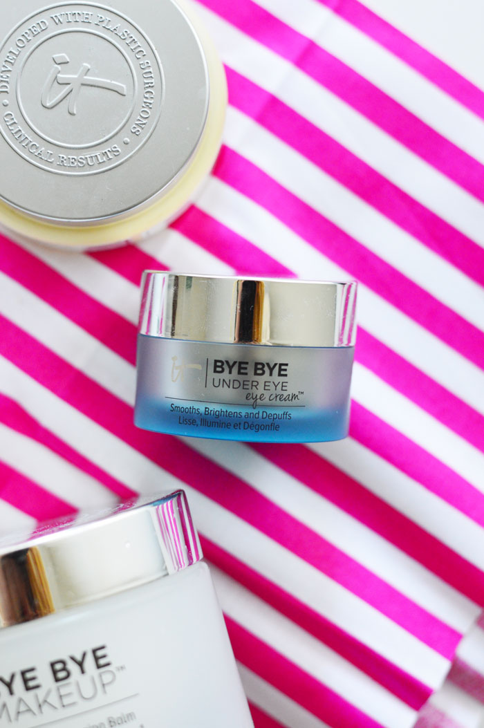 IT Cosmetics Bye Bye Under Eye Cream | dcgirlinpearls.com
