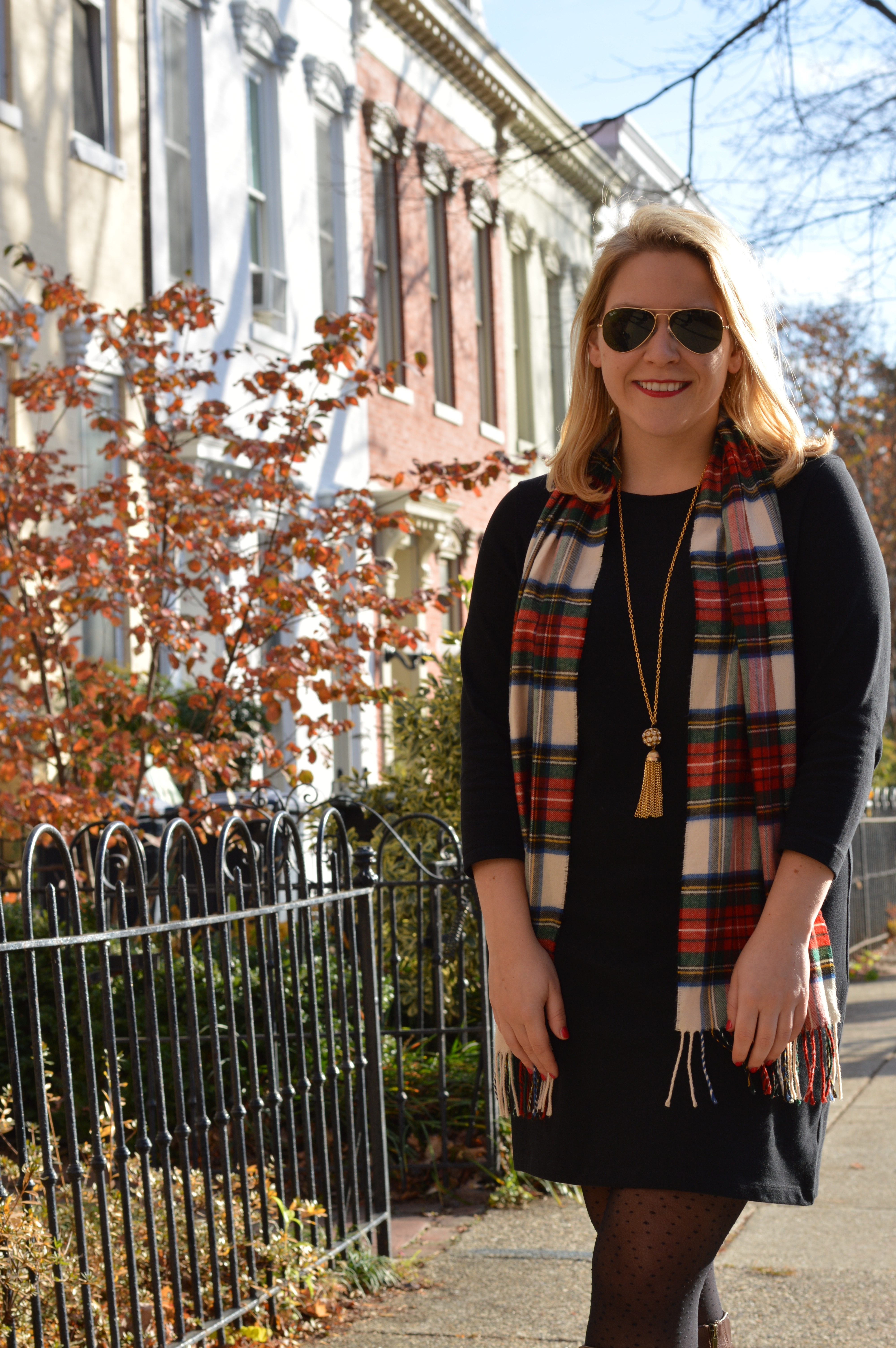 DC Girl in Pearls Casual Winter Outfit | dcgirlinpearls.com