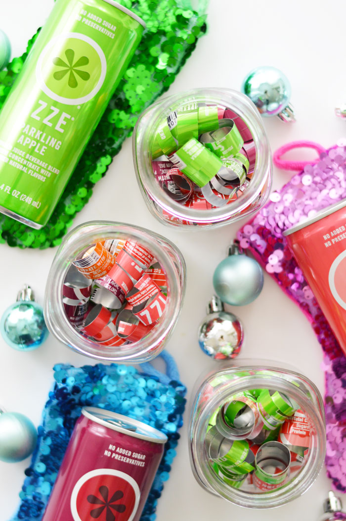 DIY Soda Can Christmas Ornament | dcgirlinpearls.com