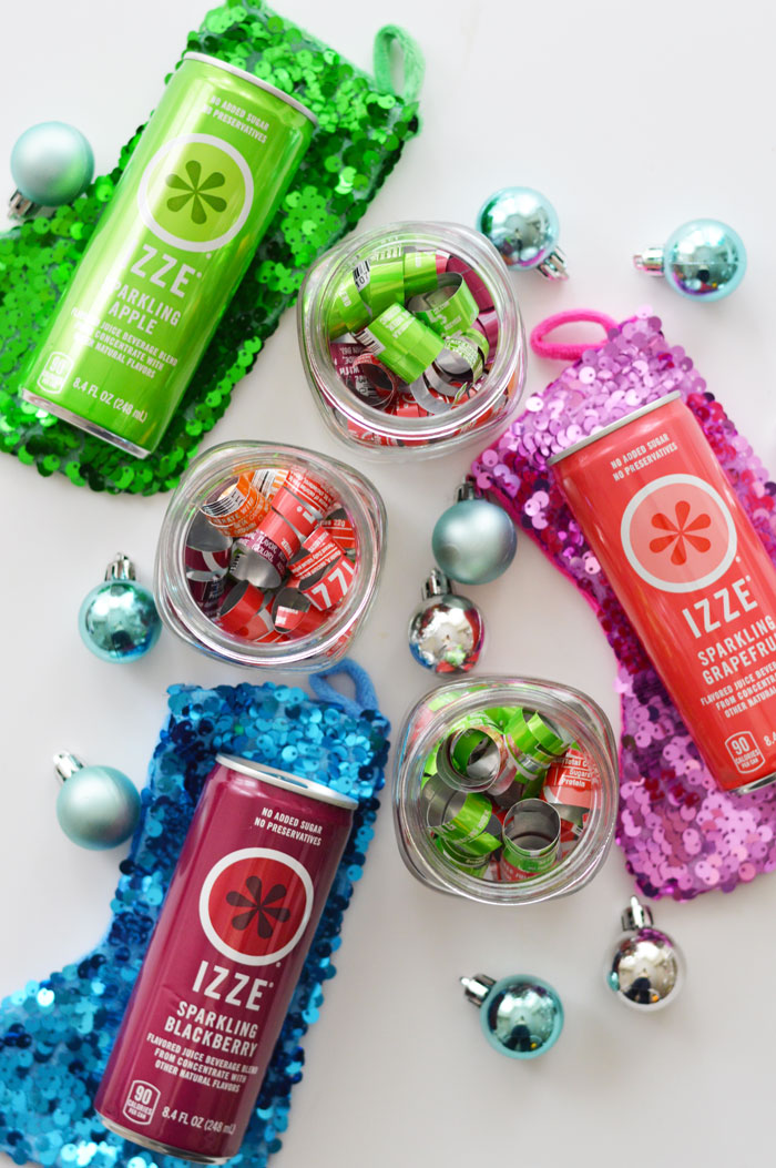 IZZE Can Ornament | dcgirlinpearls.com