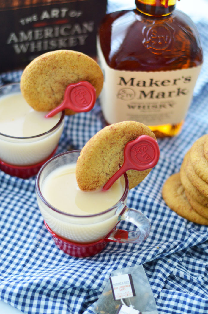 Snickerdoodle Cookie Hot Toddy | dcgirlinpearls.com