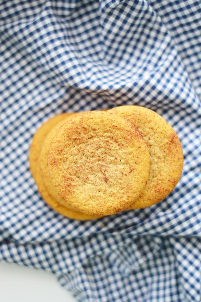 Snickerdoodle Cookies | dcgirlinpearls.com