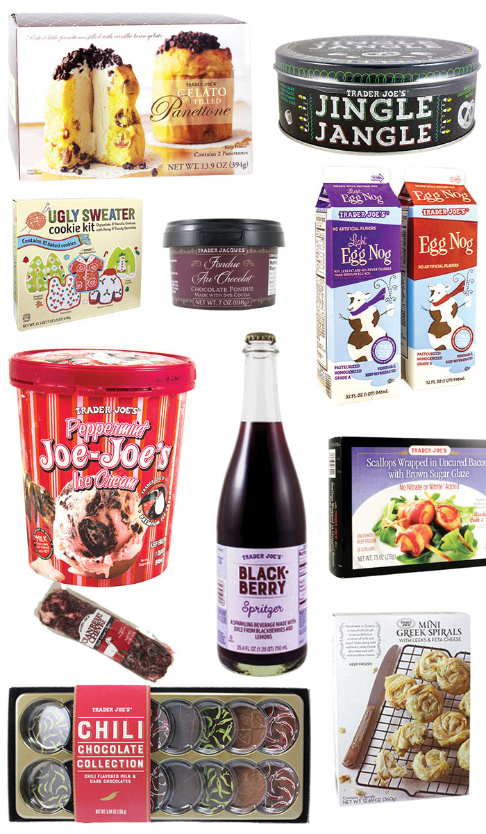 Trader Joe\'s Holiday Favorites | DC Girl in Pearls